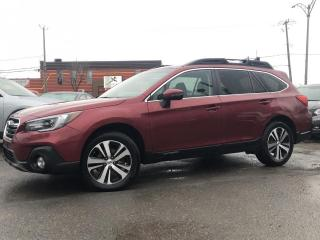 Used 2018 Subaru Outback 2.5I LIMITED for sale in Trois-Rivières, QC