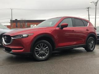 Used 2017 Mazda CX-5 GX 4 portes à traction intégrale, boîte for sale in Trois-Rivières, QC