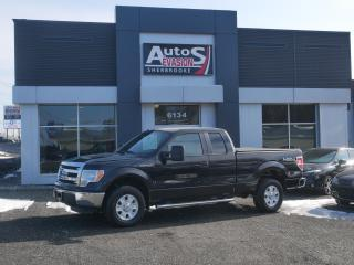 Used 2013 Ford F-150 XLT 4 X 4 + TRÈS BAS KILO + INSPECTÉ for sale in Sherbrooke, QC