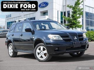 Used 2006 Mitsubishi Outlander Limited for sale in Mississauga, ON