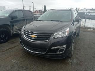 Used 2017 Chevrolet Traverse UNKNOWN for sale in La Sarre, QC
