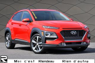 Used 2019 Hyundai KONA 1.6T Ultimate AWD + Toit Pano + Cuir for sale in Ste-Julie, QC