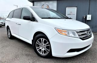 Used 2011 Honda Odyssey ***EX,8PLACES,BAS KILO,PORTE ELECTRIQUE* for sale in Longueuil, QC