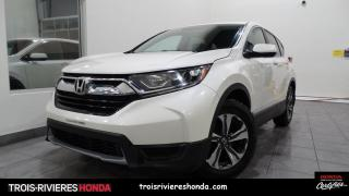 Used 2018 Honda CR-V LX + 2WD + MAGS + HONDA SENSING + TURBO for sale in Trois-Rivières, QC