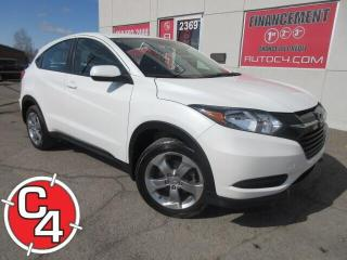 Used 2017 Honda HR-V LX AWD MAG for sale in St-Jérôme, QC