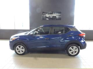 Used 2018 Nissan Kicks S TA for sale in St-Georges, QC