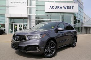 Used 2019 Acura MDX A-Spec for sale in London, ON