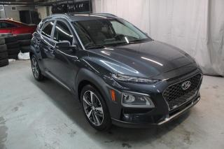 Used 2020 Hyundai KONA 1.6T Ultimate TI for sale in St-Constant, QC