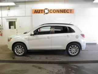 Used 2011 Mitsubishi RVR GT AWD for sale in Peterborough, ON