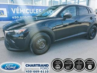 Used 2019 Mazda CX-3 GS for sale in Laval, QC