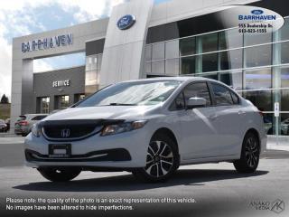 Used 2015 Honda Civic Sedan EX for sale in Ottawa, ON