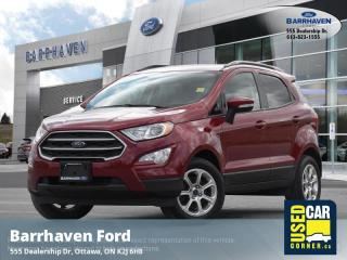 Used 2018 Ford EcoSport SE for sale in Ottawa, ON