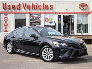 Used 2019 Toyota Camry SE ALLOYS HEAT-SEATS REV-CAMERA 1-OWNER LOW-KM!!! for sale in North York, ON
