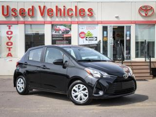 Used 2018 Toyota Yaris LE AUTOMATIC LOW -KM 1-OWNER LIKE-NEW!!! for sale in North York, ON