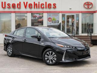 Used 2020 Toyota Prius Prime LIMITED YES WE ARE OPEN!! for sale in North York, ON