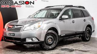 Used 2011 Subaru Outback 4x4 4 cylindres Bancs chauffants+++ for sale in Boisbriand, QC