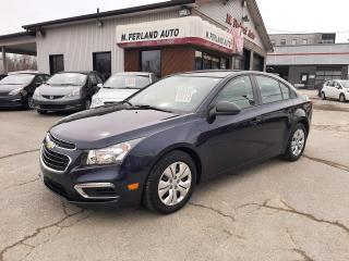 Used 2015 Chevrolet Cruze 2LS berline 4 portes for sale in Sherbrooke, QC
