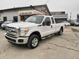 Used 2011 Ford F-250 4 RM, Super cabine 142 po, XL for sale in Sherbrooke, QC