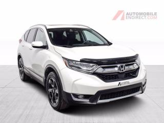 Used 2017 Honda CR-V TOURING AWD A/C GPS CUIR TOIT MAGS CAMÉRA DE RECUL for sale in Île-Perrot, QC