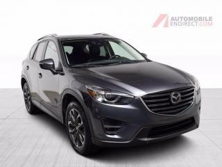 Used 2016 Mazda CX-5 GT AWD A/C Mags Cuir Toit GPS Sièges Chauffants for sale in Île-Perrot, QC