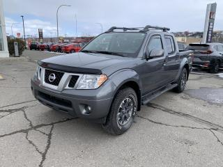 Used 2019 Nissan Frontier PRO-4X cabine double 4x4 caisse standard for sale in Rivière-Du-Loup, QC