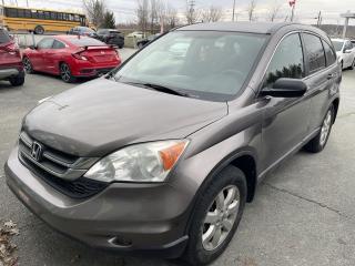 Used 2011 Honda CR-V LX / 4RM / AUTOMATIQUE / A/C / VITRE ELE for sale in Sherbrooke, QC