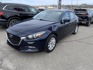 Used 2017 Mazda MAZDA3 Berline 4 portes, boîte automatique SE for sale in Rivière-Du-Loup, QC