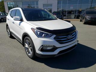 Used 2018 Hyundai Santa Fe Sport 2.0T SE Sport SE. Leather Roof. 4 new all seasons. Mint! for sale in Hebbville, NS