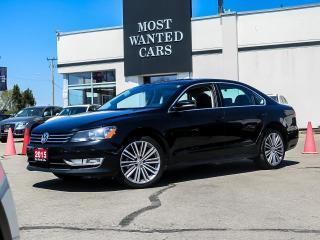 Used 2015 Volkswagen Passat SPORT|LEATHER|SUNROOF|CAMERA|19