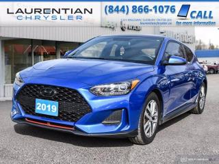 Used 2019 Hyundai Veloster Turbo!! HEATED SEATS!! BACKUP CAMERA!! for sale in Sudbury, ON