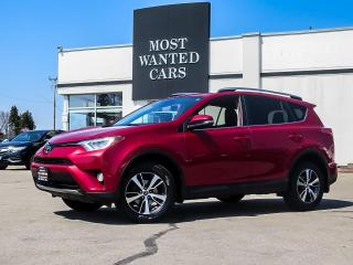 Used 2017 Toyota RAV4 AWD | XLE | BLIND | LDW | CAMERA | PWR TAILGATE | ALLOYS for sale in Kitchener, ON