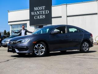 Used 2017 Honda Civic CAMERA|REMOTE START|HEATED SEATS|B/T|TOUCHSCREEN for sale in Kitchener, ON