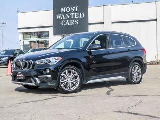 Used 2018 BMW X1 xDRIVE|PANO|CAMERA|SPORT SEATS|REAR SENSORS|ALLOYS for sale in Kitchener, ON