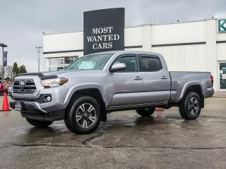 Used 2019 Toyota Tacoma DOUBLE CAB|SR5|CAMERA|TOUCHSCREEN for sale in Kitchener, ON