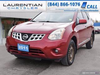 Used 2011 Nissan Rogue SELF CERTIFY!! for sale in Sudbury, ON