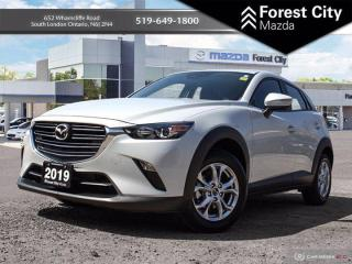 Used 2019 Mazda CX-3 GS for sale in London, ON