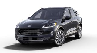 New 2021 Ford Escape Titanium Hybrid for sale in Thornhill, ON