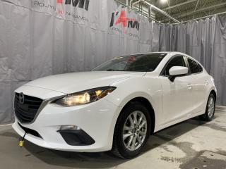 Used 2016 Mazda MAZDA3 4DR HB SPORT AUTO GS for sale in Rouyn-Noranda, QC