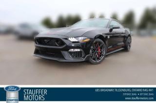 New 2021 Ford Mustang Mach 1 for sale in Tillsonburg, ON