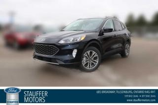 New 2021 Ford Escape SEL Hybrid for sale in Tillsonburg, ON