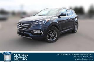 Used 2017 Hyundai Santa Fe Sport Luxury for sale in Tillsonburg, ON