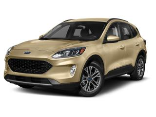 New 2021 Ford Escape SEL FHEV for sale in Woodstock, NB
