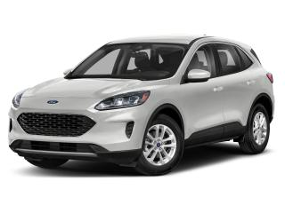 New 2021 Ford Escape SE AWD for sale in Woodstock, NB