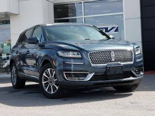 Used 2019 Lincoln Nautilus Select for sale in Kingston, ON