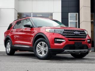 New 2021 Ford Explorer XLT for sale in Kingston, ON