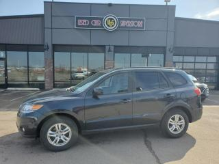 Used 2012 Hyundai Santa Fe AWD 4DR V6 AUTO GL for sale in Thunder Bay, ON