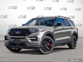 New 2021 Ford Explorer ST for sale in Kitchener, ON