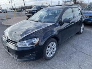 Used 2017 Volkswagen Golf 5-Dr 1.8T Comfortline 6sp at w/Tip for sale in Ottawa, ON