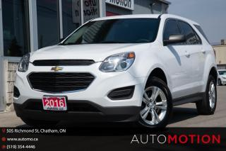 Used 2016 Chevrolet Equinox LS for sale in Chatham, ON