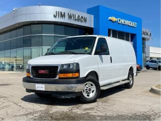 Used 2019 GMC Savana 2500 Work Van 2500 CARGO 6.0L V8 CRUISE CONTROL DAILY RENTA for sale in Orillia, ON